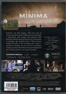 La isla mínima di Alberto Rodríguez - DVD - 2
