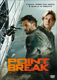 Cover Dvd Point Break (DVD)