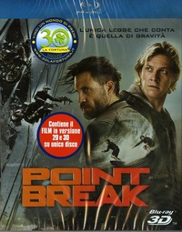 Cover Dvd Point Break (Blu-ray)