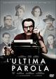 Cover Dvd DVD L'ultima parola - La vera storia di Dalton Trumbo