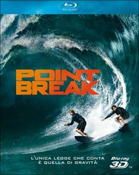 Cover Dvd Point Break 3D. Limited Edition (Blu-ray)