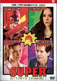 Cover Dvd Super. Attento crimine! (DVD)
