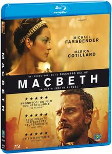 Macbeth di Justin Kurzel - Blu-ray