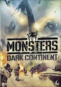 Monsters: Dark Continent di Tom Green - DVD