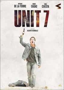 Unit 7 di Alberto Rodríguez - DVD