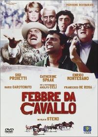 Cover Dvd Febbre da cavallo (DVD)