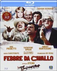 Cover Dvd Febbre da cavallo (Blu-ray)