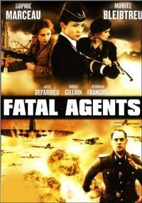 Locandina Fatal Agents