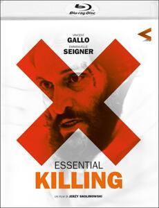 Film Essential Killing Jerzy Skolimowski