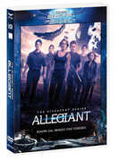 Film The Divergent Series: Allegiant (DVD) Robert Schwentke