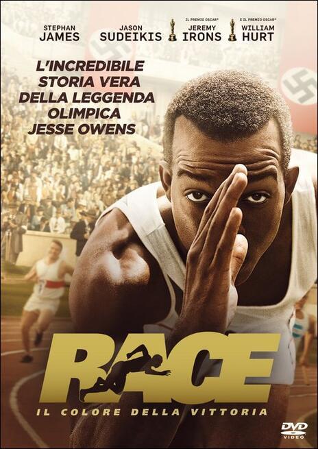 Race. Il colore della vittoria di Stephen Hopkins - DVD