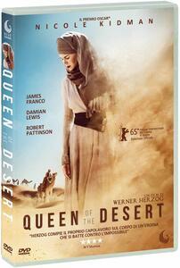 Queen of the Desert di Werner Herzog - DVD