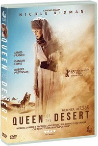Cover Dvd Queen of the Desert (DVD)