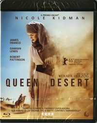 Cover Dvd Queen of the Desert (Blu-ray)