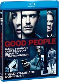 Cover Dvd Good People (Blu-ray)