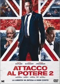 Cover Dvd Attacco al potere 2 (DVD)