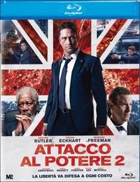 Cover Dvd Attacco al potere 2 (Blu-ray)