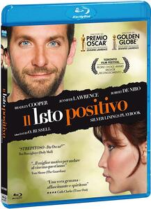 Il lato positivo. Silver Linings Playbook di David O. Russell - Blu-ray