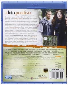 Il lato positivo. Silver Linings Playbook di David O. Russell - Blu-ray - 2