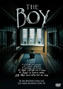 The Boy di William Brent Bell - DVD