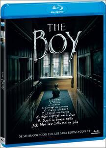 The Boy (Blu-ray) di William Brent Bell - Blu-ray