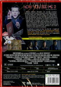 Now You See Me 2 di Jon M. Chu - DVD - 2