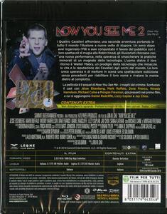 Now You See Me 2 di Jon M. Chu - Blu-ray - 2