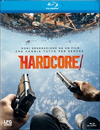 Cover Dvd Hardcore! (Blu-ray)