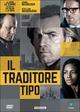 Cover Dvd Il traditore tipo