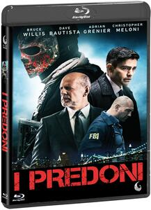 Film I predoni (Blu-ray) Steven C. Miller