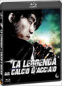 La leggenda del calcio d'acciaio di Yue Song - Blu-ray