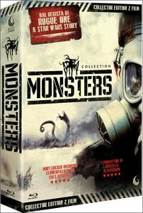 Monsters Collection (2 Blu-ray) di Gareth Edwards,Tom Green