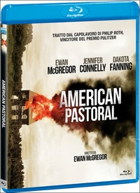 Cover Dvd American Pastoral (Blu-ray)