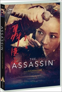Cover Dvd The Assassin