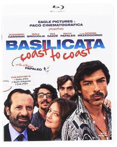 Basilicata Coast to Coast (Blu-ray) di Rocco Papaleo - Blu-ray