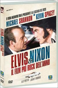 Elvis & Nixon di Liza Johnson - DVD