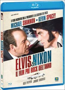 Elvis & Nixon di Liza Johnson - Blu-ray