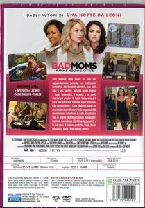 Bad Moms. Mamme molto cattive di Jon Lucas,Scott Moore - DVD - 2