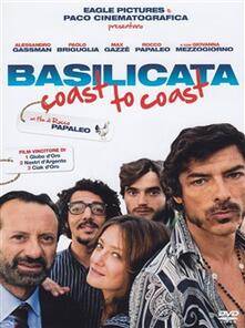 Basilicata coast to coast di Rocco Papaleo - DVD