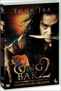 Cover Dvd Ong-Bak 2. La nascita del dragone (DVD)