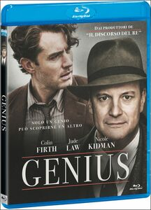 Film Genius (Blu-ray) Michael Grandage 0