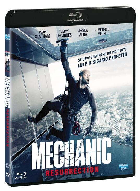 Mechanic: Resurrection (Blu-ray) di Dennis Gansel - Blu-ray