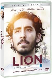 Lion. La strada verso casa (DVD) di Garth Davis - DVD