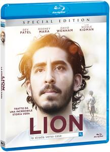 Lion. La strada verso casa (Blu-ray) di Garth Davis - Blu-ray