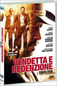 Vendetta e redenzione (DVD) di Keith Parmer - DVD