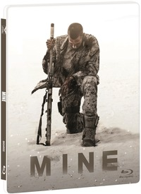 Cover Dvd Mine. Con Steelbook. Limited Edition (Blu-ray) (Blu-ray)