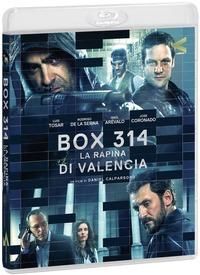 Cover Dvd Box 314: La rapina di Valencia (Blu-ray)