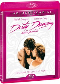 Cover Dvd Dirty Dancing (Blu-ray)