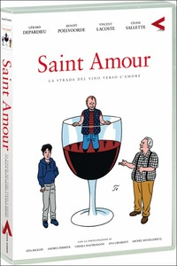 Cover Dvd Saint Amour (DVD)