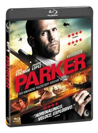 Cover Dvd Parker (Blu-ray)